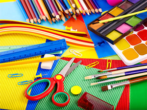 Pre-K 3 Arts/Crafts Supplies
