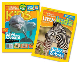 Kids' Magazine Subscriptions