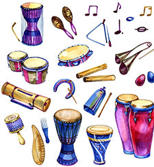 MS Percussion Equipment