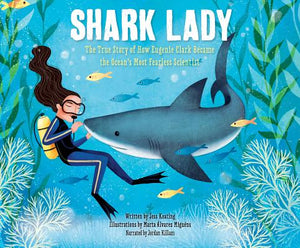 3rd Grade Shark Lady novel set