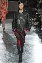 Jonathan Saunders LFW Autumn Winter 2014 YAYER