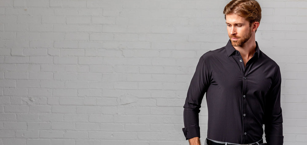 Mizzen+Main Black Shirts