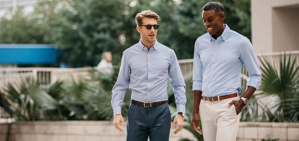 Mizzen+Main Textured Collection