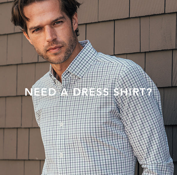 Need a dress shirt? Start here.
