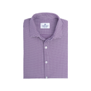 Grant Dark Purple Gingham