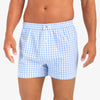Light Blue Gingham Product