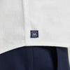 Wilson Dress Shirt - Light Gray Heather, lifestyle/model photo