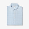 Lightweight Leeward Popover - Light Blue Navy Multi Check, featured product shot