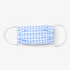 Leeward Mask - Light Blue Gingham, featured product shot