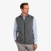 Rockwell Vest - Charcoal Heather, lifestyle/model photo