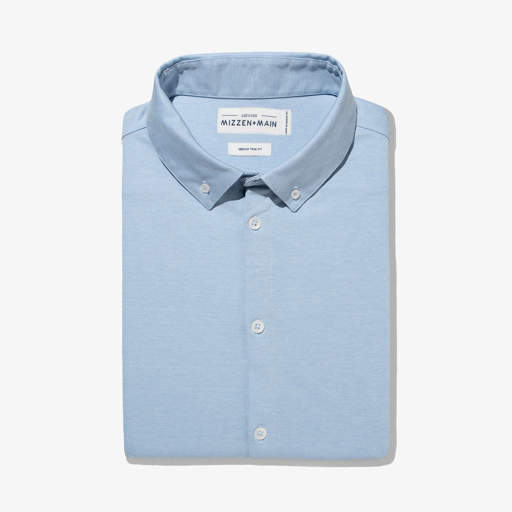 Cunningham - Light Blue Heather, featured product shot
