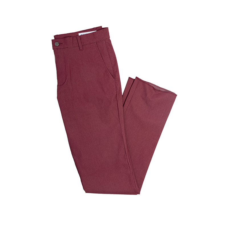 Commander - Burgundy Chino, featured product shot