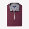 Burgundy Gray Heather Product