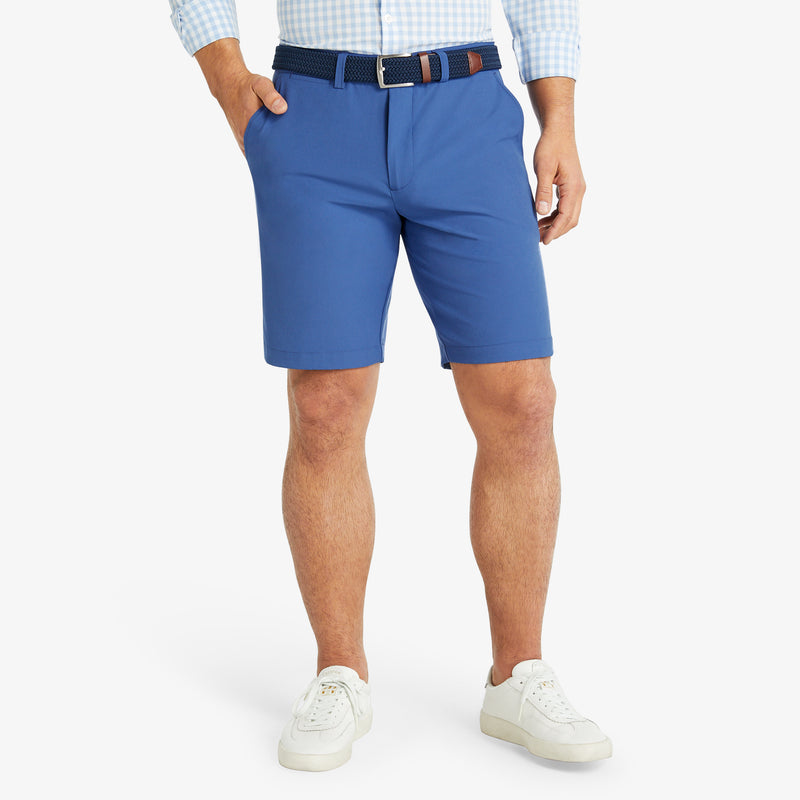 Harbour Shorts - Ash Blue Solid, featured product shot