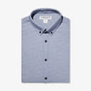 Halyard Dress Shirt - Light Blue Chambray, featured product shot