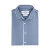 Patriot Blue White Gingham