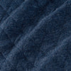 Rockwell Vest - Navy Heather, fabric swatch closeup