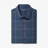 Navy Large Windowpane Product