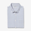 Leeward Casual Dress Shirt - Dark Blue Windowpane, featured product shot
