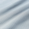 Leeward Dress Shirt - Mini Blue Geo Print, fabric swatch closeup