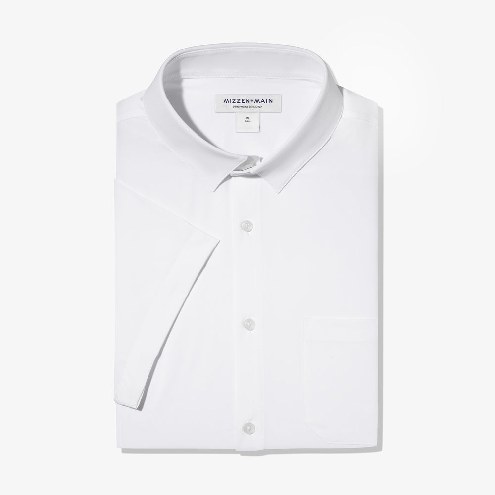 Leeward - White Solid, featured product shot
