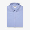 Leeward Dress Shirt - Navy Diamond Geo Print, featured product shot
