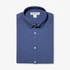 Leeward Dress Shirt - Navy Geo Dot Print, featured product shot