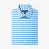 Lightweight Leeward Dress Shirt - Blue Gingham, featured product shot