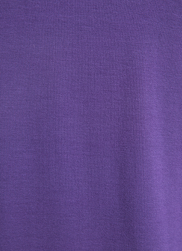 """Dakota"" Dark Purple Henley"