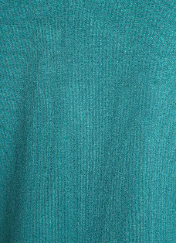"""Acaoma"" Dark Green Henley"