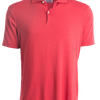 Poppy Red Polo