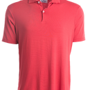 Omaha Poppy Red Polo