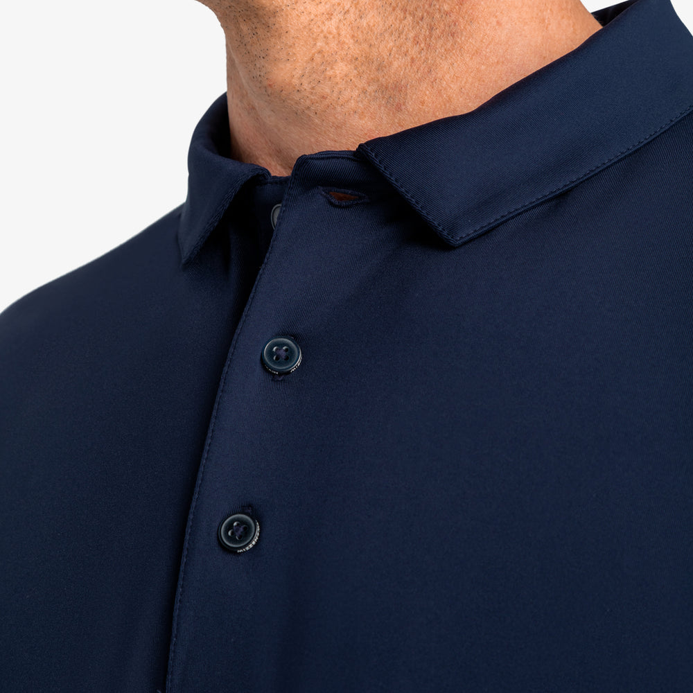 Phil Mickelson Polo - Navy, lifestyle/model photo
