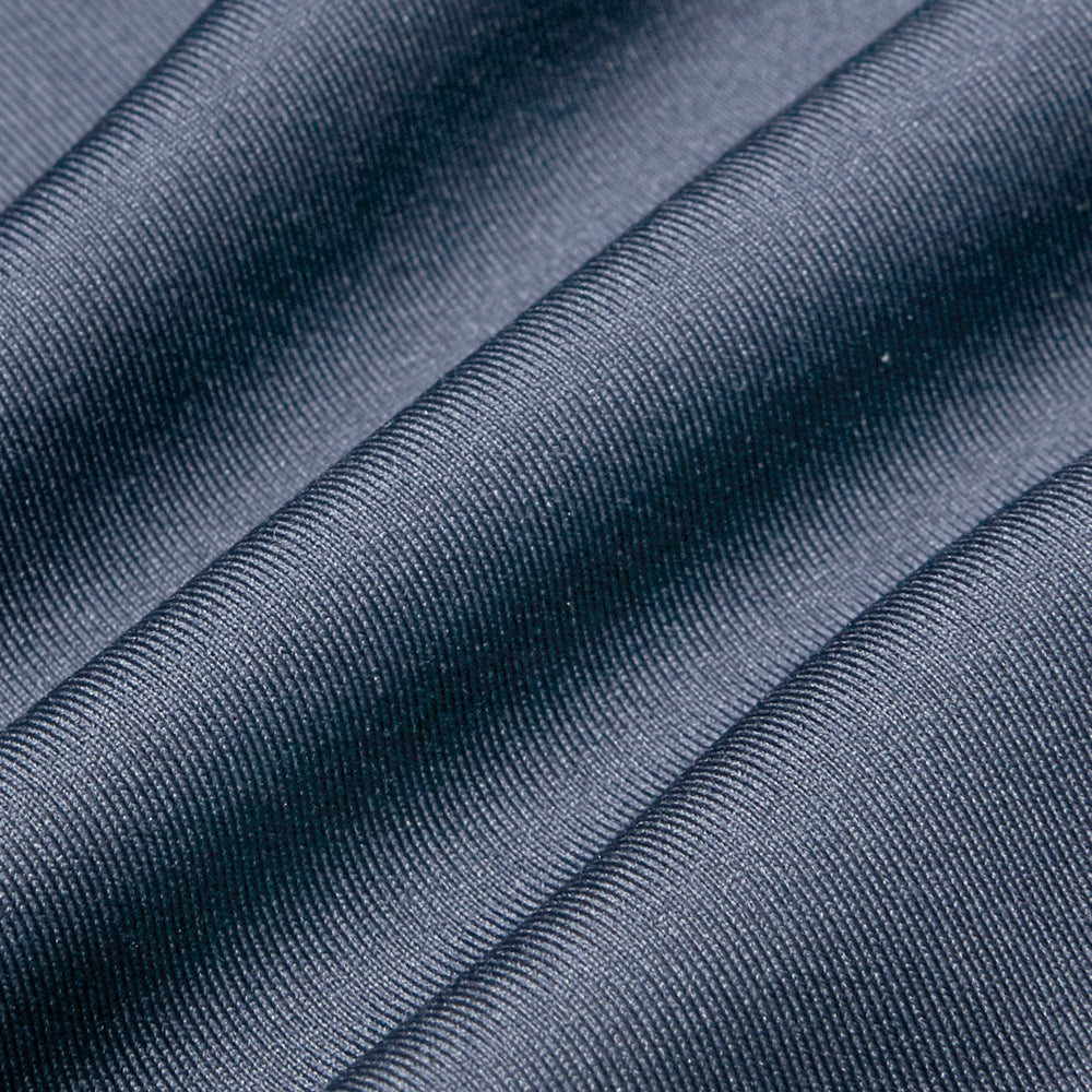 Phil Mickelson Polo - Navy, fabric swatch closeup