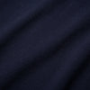 Upton Luxe Tee - Dark Navy Solid, fabric swatch closeup