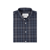 Navy Multi Plaid