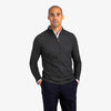 Fairway Pullover - Charcoal Heather, lifestyle/model photo