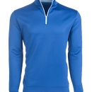 Aspen Dark Blue Performance Quarter Zip Pullover