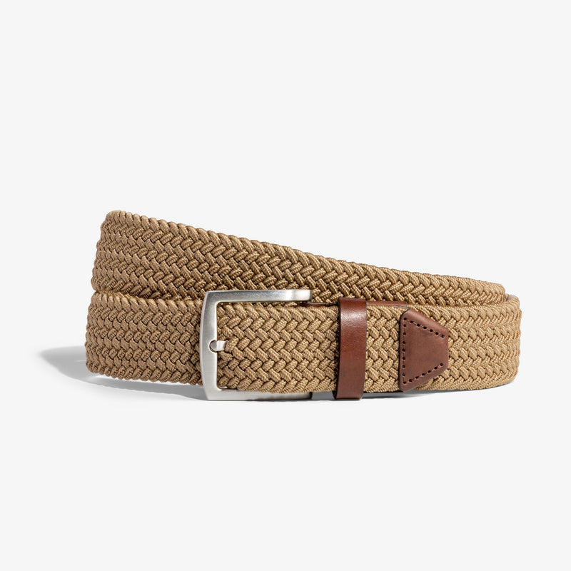 Belt - Khaki / Brown, featured product shot