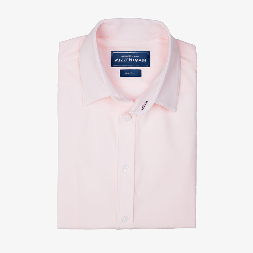 Leeward Blue Label - Solid Pink, featured product shot