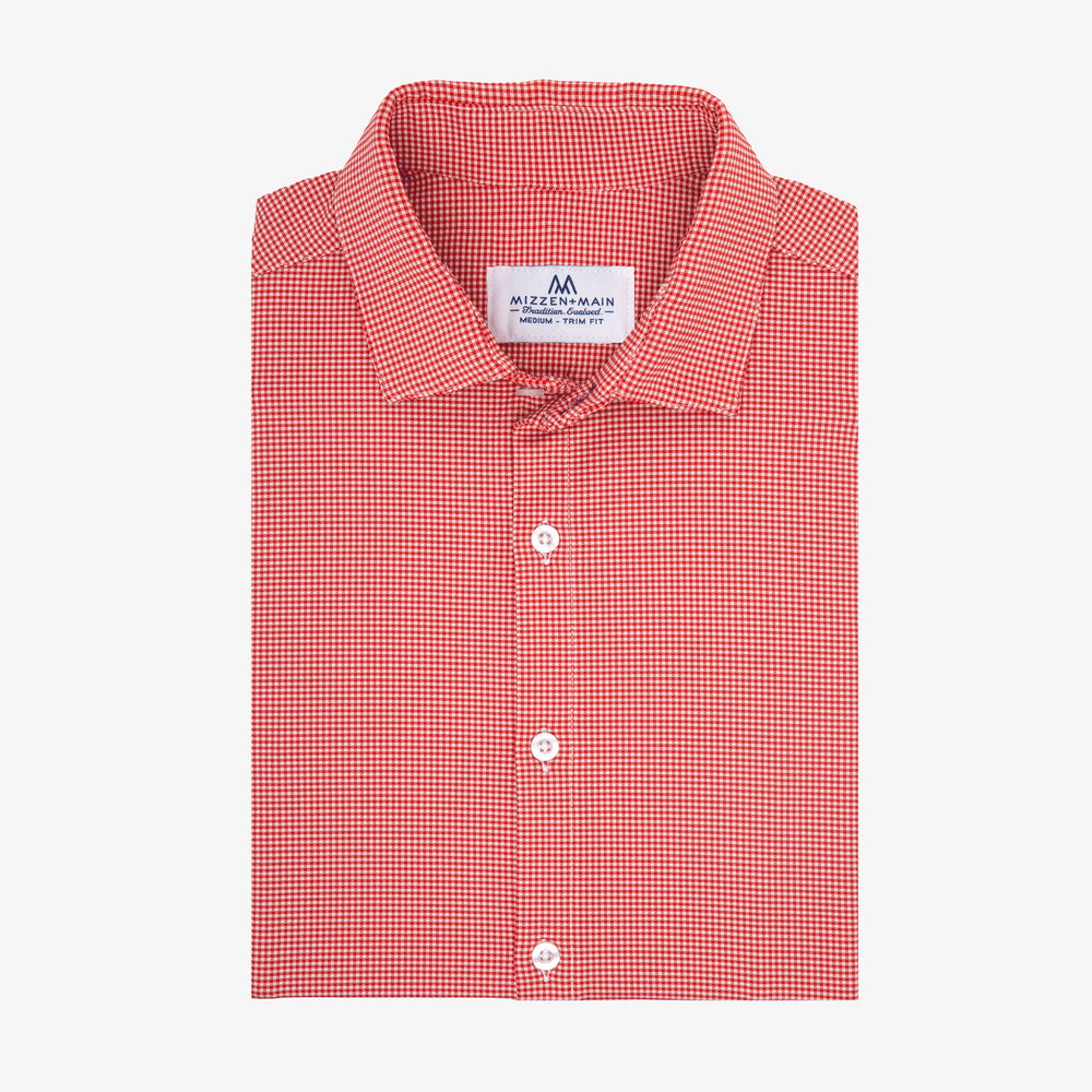 Hawthorne - Red Gingham, featured product shot