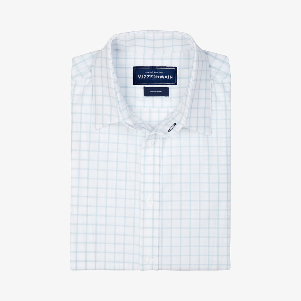 Hull - Blue Windowpane, featured product shot