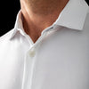 Leeward Dress Shirt - White Solid, lifestyle/model photo