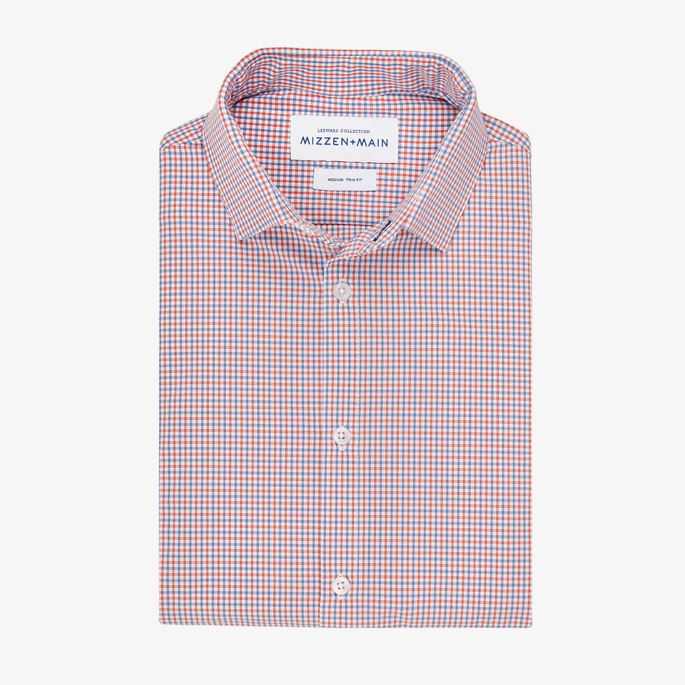 Merrick - Orange Multi Check, featured product shot