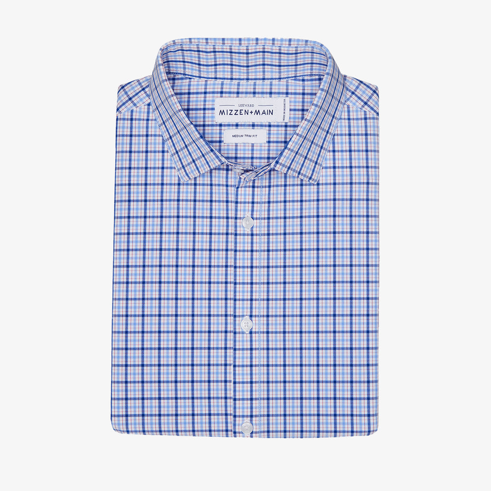 Robbins - Blue Multi Plaid, featured product shot