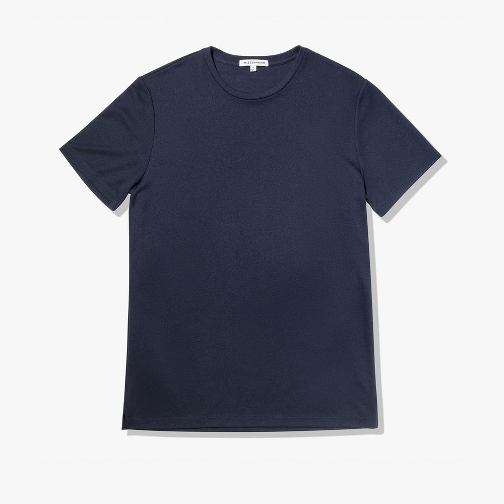 Upton - Dark Navy Solid, featured product shot