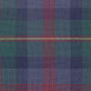 Flannel Dress Shirt - Green Multi Plaid Flannel, fabric swatch closeup