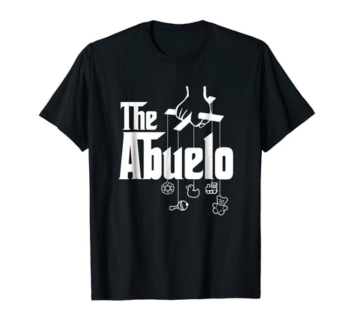 Mens The Abuelo! Spanish Grandfather T-Shirt
