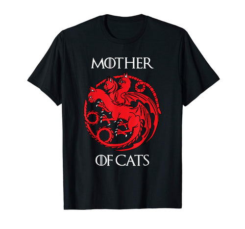 Cat Lovers Shirt - Mother of Cats Hot 2019 T-Shirt