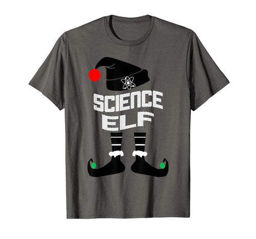 Christmas Science Elf T-Shirt